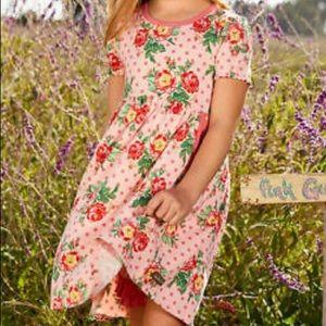 Matilda Jane Pretty in Pink Dress w/ bloomers